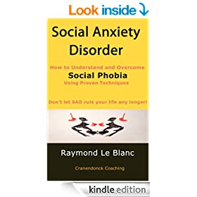 Social Anxiety Disorder (SAD). How to Understand and Cure Social Phobia.