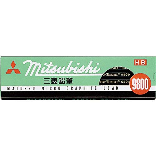 mitsubishi-pencil-co-ltd-9800-crayon-douzaine-12-pi-ces-hb-k9800hb-japon-importation