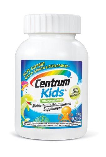 CENTRUM® - KIDS MULTI-VITAMINES ENFANTS - 150
