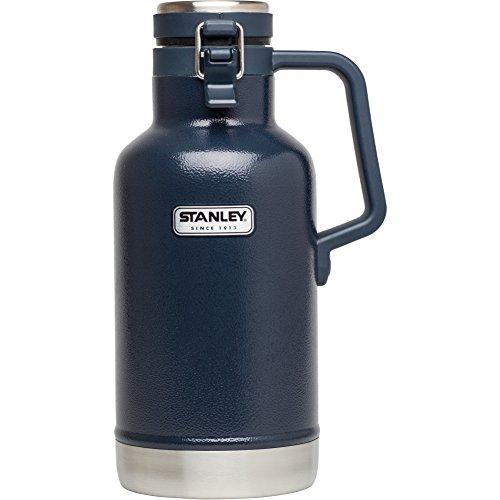 Stanley Classic Growler, Hammertone Navy, 2 quart (Stanley Cycle Flask compare prices)