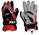STX JLTF Jolt Men's Fielder Lacrosse Gloves (Call 1-800-327-0074 to order)