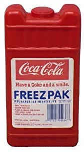 lifoam 4936 coca cola freez pak 16 ounce storage chests. Black Bedroom Furniture Sets. Home Design Ideas