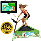 JumpSport® iBounce® Kids Trampoline™ with Tablet Holder