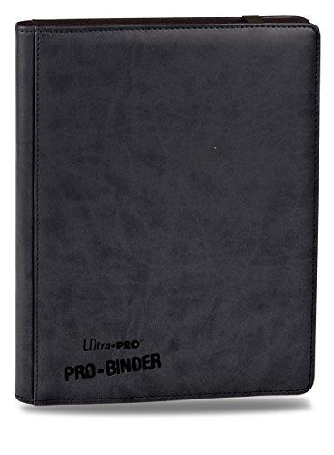 Ultra Pro - 330591 - Jeu De Cartes - Pro-binder Premium - Noir - C4