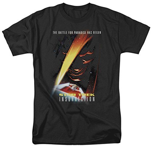 Insurrection Star Trek T-Shirt CBS527
