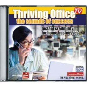Thriving Office CD
