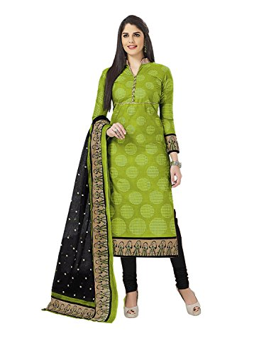Vaamsi-Womens-A-Line-Printed-Salwar-Suit-Dress-MaterialDeep1051GreenFree-Size