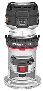 Porter-Cable 450 1.25 HP Compact Router from PORTER-CABLE