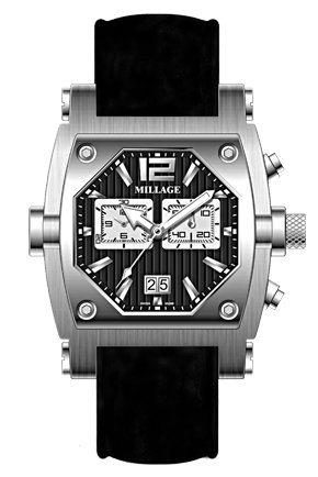 Millage Rouge SLS Collection -BLK-S
