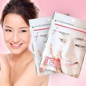 3 Packs. Seoul Secret Collagen Tablets - 180 Tablets.