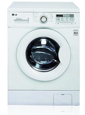 LG F10B8NDA Lave linge 6 kg 1000 trs/min A+++ Blanc