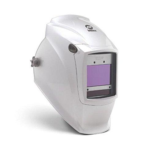 Auto-Darkening-Welding-Helmet-Silver-Titanium-9400-8-to-13-Lens-Shade