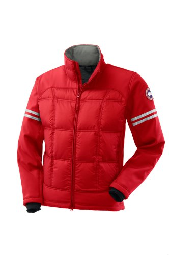 Canada Goose Men's Hybridge Long Sleeve Jacket
