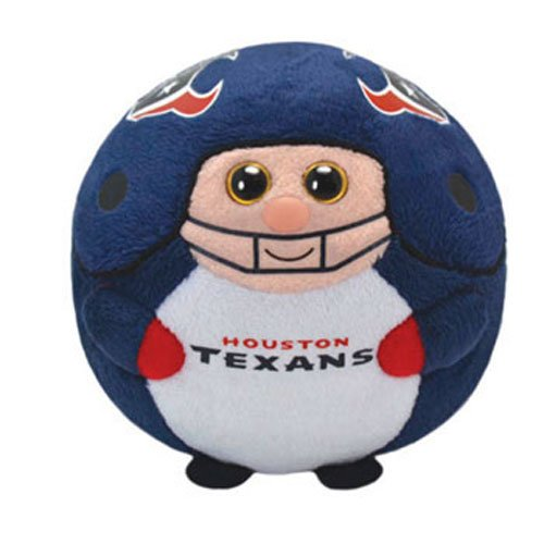 Ty Beanie Ballz Houston Texans - Nfl Ballz front-901745