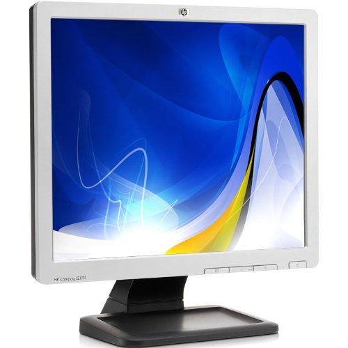 "Hp Le1711 Black 17"" Screen 1280 X 1024 Resolution Refurbished Lcd Flat Panel Monitor"