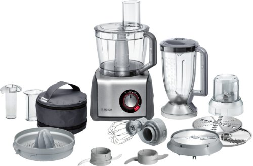 Bosch Food Processor, Brushed Stainless Steel from Bosch