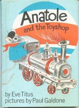 Anatole and the Toyshop PDF