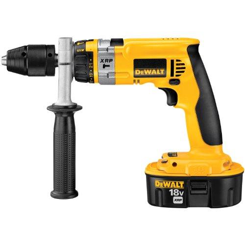 DEWALT DCD959KX  18-Volt 1/2-Inch XRP Hammerdrill/Drill/Driver