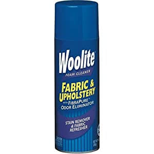 Bissell Woolite Foam Fabric And Upholstery