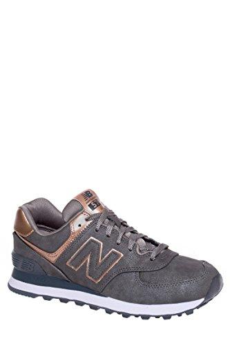 574 Precious Metal Low Top Sneaker