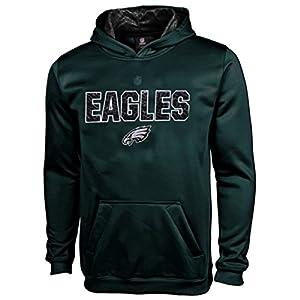 Philadelphia Eagles Unbreakable Flex Youth Pullover Hooded Sweatshirt