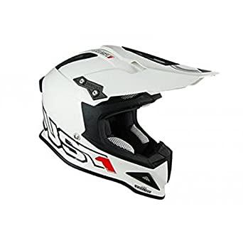 JU001013 - Casque Just1 J12 Solid Blanc S