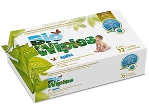 Toallitas Bio Wipies 72uds eco de Bio Baby