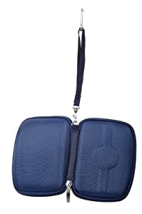 BLUE Pouch Case For Garmin nuvi 1350T 880 780 760 260W
