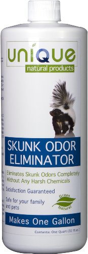 Unique Natural Products Skunk Odor Eliminator, 32-Ounce