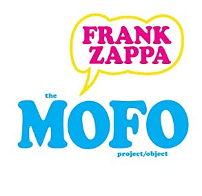 Cover of &quot;Mofo Project/Object&quot;