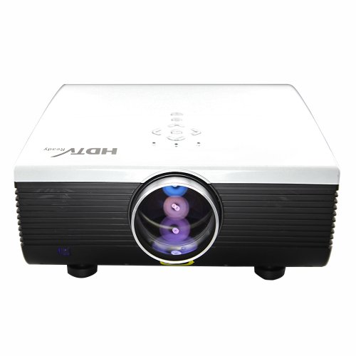 EPW900 Single Panel LCD 1280*800 Physical Resolution 1200:1 Contrast home cinema portable projector