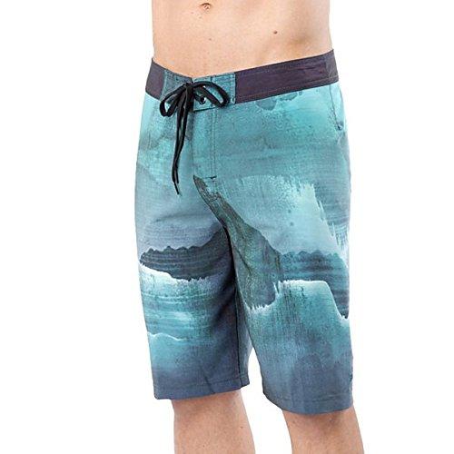 (プラーナ) prAna メンズ ハイキング ハーフパンツ UPF30+ Mountain Boardshorts 並行輸入品