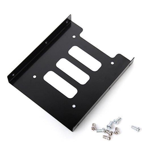 """2.5"""" SSD HDD à 3.5"""" Adaptateur de Montage Métallique Support de Disque Dur pour PC"""