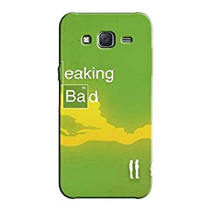 BREAKING BAD BACK COVER FOR SAMSUNG J7