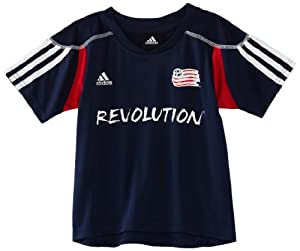 MLS New England Revolution Blank Home Call Up Jersey, Infant by adidas
