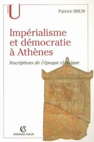 Impérialisme et démocratie à Athènes (French Edition)