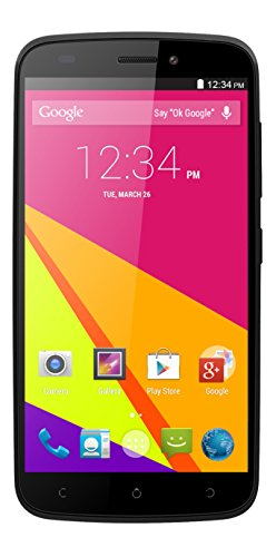 Blu Life Play 2, 1.3Ghz Quad Core, Android 4.4 Kk, 4G Hspa+ With 8Mp Camera - Unlocked (Grey)