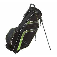 Buy Datrek 2014 Go-Lite 14 Stand Bag Lime Green-Black-White by Datrek