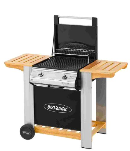 Outback Spectrum 2 Burner Flatbed Gas Barbecue