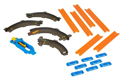 Hot Wheels Track Builder Essentials Pack curva