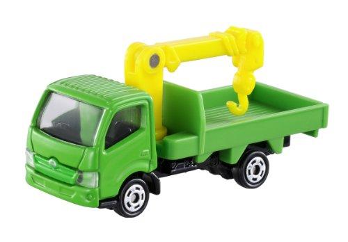 Takara Tomy Tomica No.37 Hino Dutro Truck Carne - 1