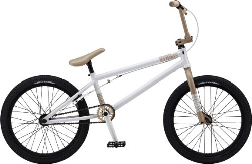 GT Bump BMX Bike Satin White 20