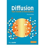 img - for [ { DIFFUSION: MASS TRANSFER IN FLUID SYSTEMS (CAMBRIDGE SERIES IN CHEMICAL ENGINEERING) } ] by Cussler, E L (AUTHOR) Feb-01-2009 [ Hardcover ] book / textbook / text book