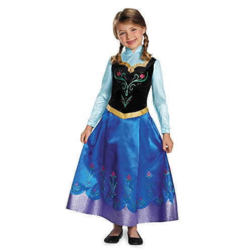 Prestige Anna Traveling Costume for Kids