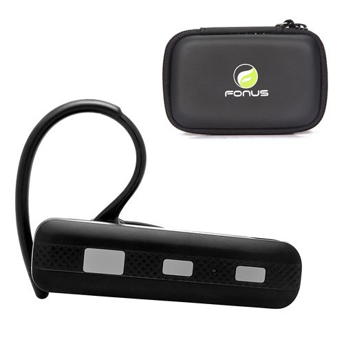 Wireless Bluetooth Headset Mono / Stereo Earphone + Carrying Case For Lg G Pro Lite, Optimus Logic, G2, Mach, Optimus G