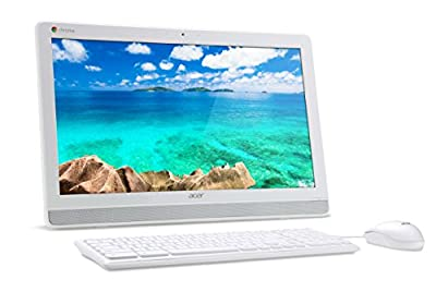 Acer DC221HQ 21.5-Inch Desktop (White)