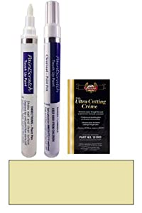 1/2 Oz. Cream Paint Pen Kit for 1985 Nissan Maxima (929)