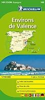 Carte ZOOM Environs de Valence