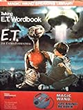 Magic Wand Speaking Library Talking E.T. Wordbook the Extra-Terrestrial for use with Magic Wand Speaking Reader (not included - book only) Texas Learning Instruments Learning Center