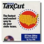 1998 TaxCut State H&R Block Tax Cut